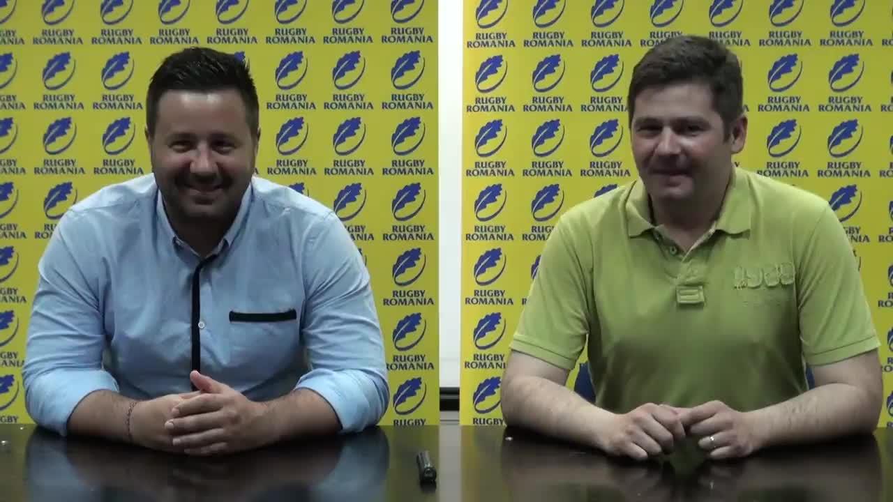 """Emisiunea """"Rugby Show"""" difuzată de rugbytv.ro din 18 mai 2015"""