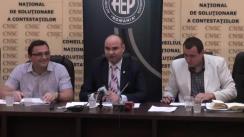 Dezbatere publică asupra proiectului de hotărâre a Guvernului pentru aprobarea normelor metodologice de aplicare a Legii privind finanțarea activității partidelor politice și a campaniilor electorale
