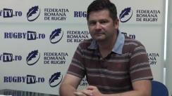 """Emisiunea """"Rugby Show"""" difuzată de rugbytv.ro din 30 iulie 2015"""