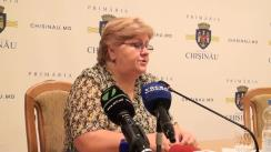 Declarațiile Tatianei Nagnibeda-Tverdohleb după Ședința Primăriei din 17 august 2015