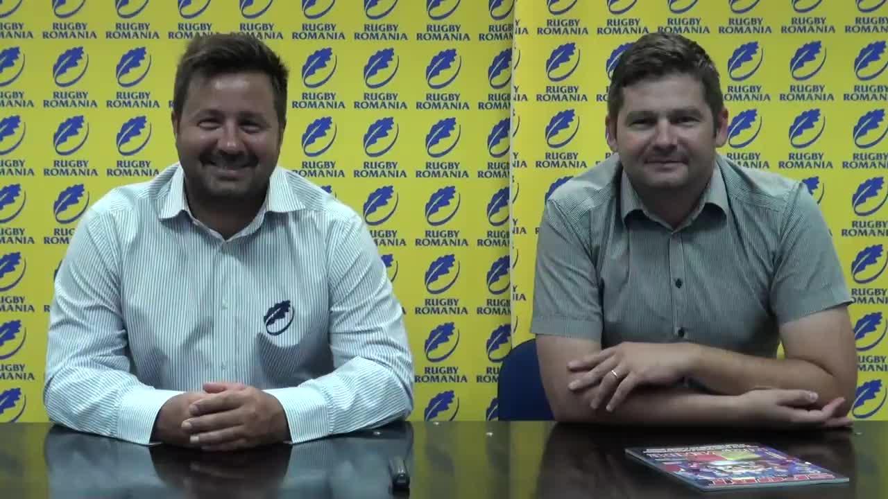"""Emisiunea """"Rugby Show"""" difuzată de rugbytv.ro din 14 august 2015"""