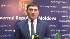 Declarațiile lui Ion Sula după ședința Guvernului Republicii Moldova din 19 august 2015