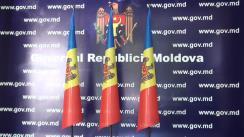 Declarațiile lui Valeriu Streleț după ședința operativă a Cabinetului de miniștri din 24 august 2015