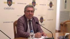 Declarațiile lui Nistor Grozavu după Ședința Primăriei din 24 august 2015