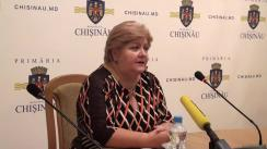 Declarațiile Tatianei Nagnibeda-Tverdohleb după Ședința Primăriei din 24 august 2015