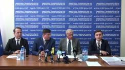 Semnarea contractului de reabilitare a traseului R16 Bălți-Fălești-Sculeni