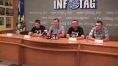 """Conferință de presă susținută de Grigore Petrenco cu tema """"6 septembrie - MOBILIZAREA POPULARĂ la protest!"""""""