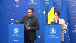 Declarația purtătorului de cuvânt al MAE, Raluca Lunculescu, referitoare la situațiile consulare în care au fost implicați cetățeni români, în contextul incidentelor cu imigranți