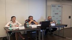 Conferințele BCR. Aurel Șaramet, președinte FNGCIMM