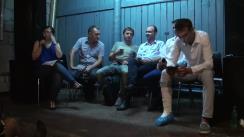 """Dezbatere organizată de Tinerii Tehnocrați cu tema """"Toamna se numără protestele"""""""