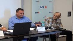 """Conferințele BCR. Sorin Mititelu, director executiv managementul segmentelor retail BCR: """"România - piața serviciilor financiare pentru populație: oportunități de dezvoltare"""""""