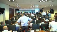 Adunarea generală a Asociației de Transport Metropolitan București