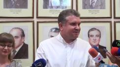 Declarațiile lui Vasili Chirtoca înainte de ședința Consiliului Municipal Chișinău din 3 septembrie 2015