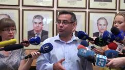 Declarațiile lui Ilian Cașu înainte de ședința Consiliului Municipal Chișinău din 3 septembrie 2015