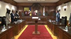 Curtea Constituțională - Validarea a 9 mandate de deputat în Parlamentul Republicii Moldova