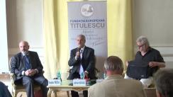 """Dezbaterea organizată de Fundația Europeană Titulescu cu tema """"Relațiile Cuba – Statele Unite. Drumul spre normalizare?"""""""