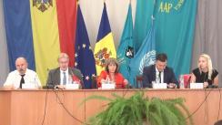 """Conferința internațională """"Consolidarea capacităților naționale pentru locuințe durabile și dezvoltare urbană"""""""