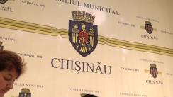 Ședința Consiliului Municipal Chișinău din 10 septembrie 2015