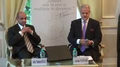 """Conferința organizată de Fundația Europeană Titulescu, Centrul de Studii Strategice și Ambasada Republicii Islamice Pakistan în România cu tema """"Pakistan's Foreign Policy Perspective"""""""