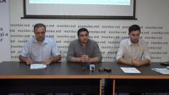 """Briefing cu tema """"Curtea de Apel Chișinău a admis demersul avocatului Promo-LEX privind eliberarea activistului din Tadjikistan, Sobir Valiev"""""""