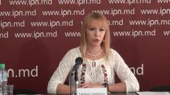 """Conferință de presă cu tema """"Opinia Oficiului Avocatului Poporului privind situația de la Casa-internat pentru copii cu deficiențe mintale (băieți) de la Orhei"""""""