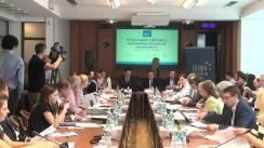 Lansarea raportului EUROMONITOR. Realizări și dificultăți în implementarea Acordului de Asociere UE-Republica Moldova (iulie 2014 – iulie 2015)