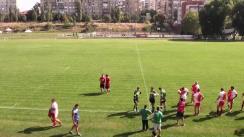 Meciul de Rugby între CSM Olimpia București - Dinamo București. Cupa României