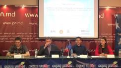 """Ședința Clubului de Presă APE cu tema """"Consolidarea capacităților instituționale în domeniul nediscriminării – o prioritate pentru Ministerul de Interne și subdiviziunile sale"""""""
