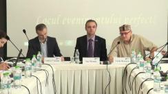 """Masa rotundă organizată de Asociația Promo-LEX cu tema """"Alegerile Locale Generale 2015: Un pas înainte sau...?"""""""