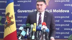Declarațiile lui Ion Sula după ședința Guvernului Republicii Moldova din 16 septembrie 2015