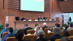 """Conferința cursdeguvernare.ro cu tema """"România clandestină: De la problemele de piață ale producătorilor, la riscurile consumatorilor"""""""