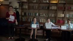 Ședința Clubului de Presă în cadrul căreia sunt analizate propunerile de modificare a Legii privind accesul la informație