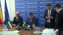 Semnarea contractului de reabilitare a drumului R6 M1-Ialoveni