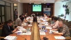 """Prezentarea de către Institutul de Reforme Penale a rezultatelor studiului """"Expertiza psihologică-judiciară a victimelor torturii în Republica Moldova. Aspecte psihologico-medicale"""""""