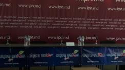"""Conferință de presă susținută de Fiodor Ghelici cu tema """"Platforma DA a convins definitiv societatea că singura candidatură la postul de Președinte al Republicii Moldova este Vladimir Plahotniuc"""""""