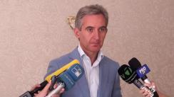 Briefing susținut de Iurie Leancă privind rezultatele ședinței Consiliului Politic al Partidului Popular European din Moldova