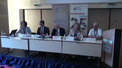 Conferință de presă cu ocazia primului eveniment național, dedicat Zilei Mondiale a Donatorilor Voluntari de Celule Stem Hematopoietice