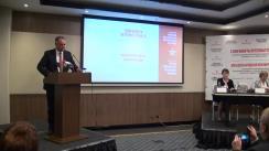 """Conferința internațională organizată de Partidul Socialiștilor din Republica Moldova cu tema """"Acordul de Asociere dintre Republica Moldova și Uniunea Europeană: un an de la semnare"""""""