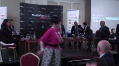 """Conferința organizată de Mediafax Talks cu tema """"Ce aduce începutul toamnei în retail?"""""""