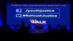 "International conference Youth Justice ""Let's talk, Let's walk together"". Day 2"