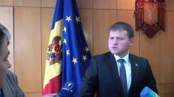 Declarațiile ministrului Mediului, Valeriu Munteanu, după întâlnirea cu reprezentanții Societății Vânătorilor și Pescarilor din Moldova