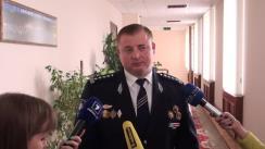Declarațiile lui Gheorghe Cavcaliuc după Ședința Curții de Conturi pe tema Raportului auditului sistemului achizițiilor publice