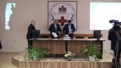 Prezentarea Studiului de fezabilitate a sistemului municipal de sănătate
