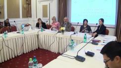 """Masa rotundă organizată de Institutul de Politici Publice cu tema """"Analiza comparativă a percepției populației privind fenomenul discriminării în Republica Moldova"""""""