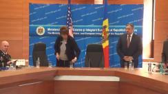 Semnarea Memorandumului de Principii și Proceduri între Republica Moldova și Statul Carolina de Nord, SUA, privind consolidarea relațiilor bilaterale