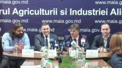 Conferință de presă privind rezultatele Zilei Naționale a Vinului 2015