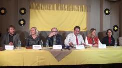 Conferință de presă despre totalizarea proiectului CRONOGRAF TUR și lansarea unui nou proiect cultural în Republica Moldova
