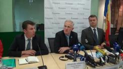 """Conferință de presă organizată de Oficiul Băncii Mondiale în Moldova cu tema """"Moldova - situația economică curentă și prognozele macroeconomice pe termen mediu"""""""