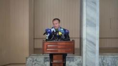 Declarațiile lui Andrian Candu după ședința grupului de lucru cu privire la reformarea și relansarea sistemului anticorupție din 12 octombrie 2015