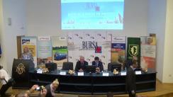 """Conferința organizată de Ziarul BURSA cu tema """"Agri-business pe profit"""", ediția a III-a"""